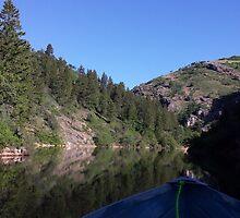 Morning Lake by goodgrant