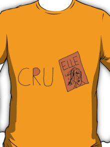 Cruel(orange) T-Shirt