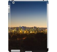 Melbourne lighting up the sky iPad Case/Skin
