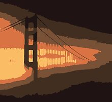 Gilded Span by Joshua Rayfield