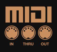 Orange Midi  by matanga