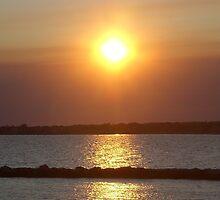 Sunset Sky by introspectionx