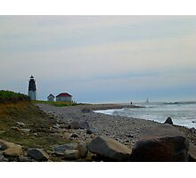 Point Judith Photographic Print
