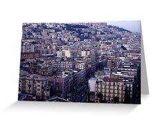 Napoli 2 Greeting Card