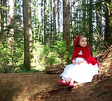 Little Red Riding Hood by palmerley