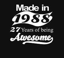 Made in 1988 27 years of being awesome T-Shirt