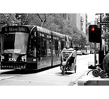 ~Diversity at the Red Light~ Photographic Print