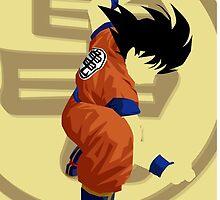 Goku by Jaypz