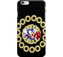 Classic Sonic - Ring loss  iPhone Case/Skin