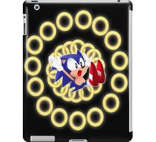Classic Sonic - Ring loss  iPad Case/Skin
