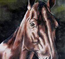 Talinga Cavalier by Penny Edwardes