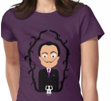 Salvador Dalí Womens Fitted T-Shirt