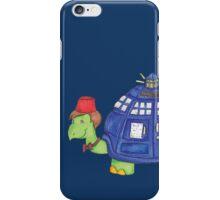 11th Tardoise iPhone Case/Skin