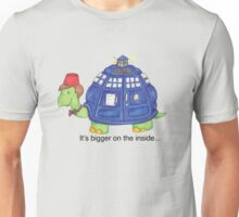 Bigger on the Inside (11th) Unisex T-Shirt