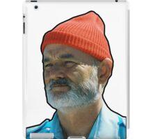 Bill Murray as Steve Sizzou  iPad Case/Skin