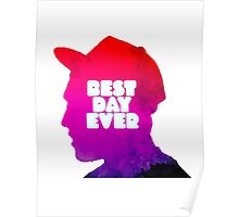 Mac Miller Best Day Ever  Poster