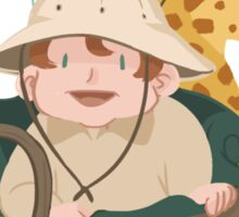 Baby Shenanigans - Safari Party Sticker