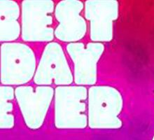 Mac Miller Best Day Ever  Sticker