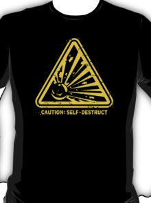 Self Destruct T-Shirt