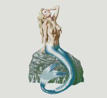Mermaid on the Rocks T-Shirt