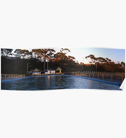 Ulladulla Sea Pool Poster