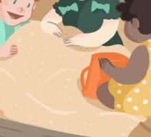 Baby Shenanigans - Sandbox Playtime Sticker