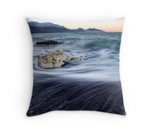 Spun Silk Throw Pillow