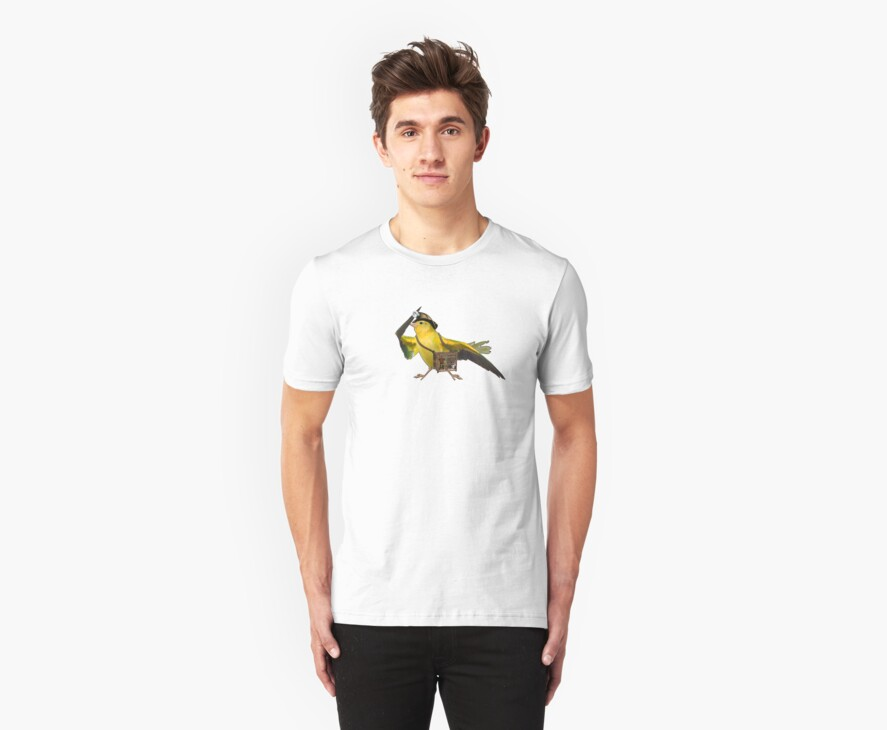 Canary Miner by Malkman