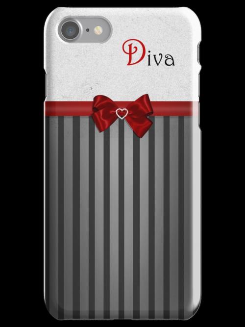 Diva Case by Elizabeth Escalera