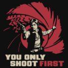 Shoot First by Baznet