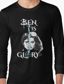 BEN IS GLORY Long Sleeve T-Shirt