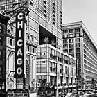 Chicago in Black and White by Kadwell