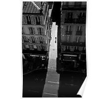 Paris Streets Poster