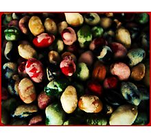 Soya Beans! Photographic Print