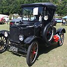 1922 Model T Ford by AuntDot