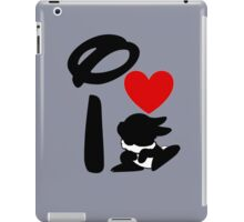 I Heart Thumper iPad Case/Skin