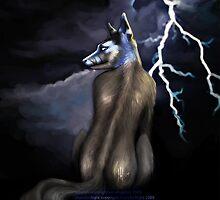 Thunder Flight by reieleganza