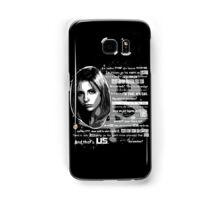 Buffy speech Samsung Galaxy Case/Skin