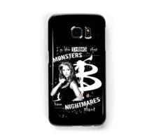 BUFFY: NIGHTMARES Samsung Galaxy Case/Skin