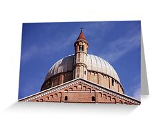 Cathedral of St. Anthony Greeting Card