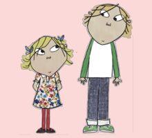 Charlie & Lola One Piece - Short Sleeve