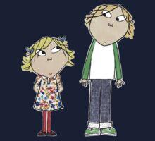 Charlie & Lola Kids Tee