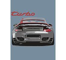 Porsche 997 Turbo Photographic Print