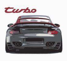 Porsche 997 Turbo Kids Clothes