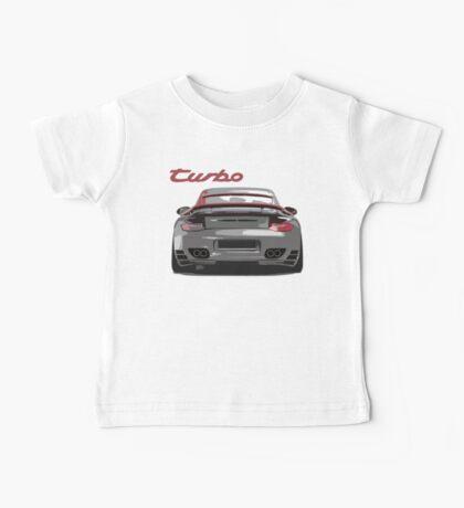 Porsche 997 Turbo Baby Tee