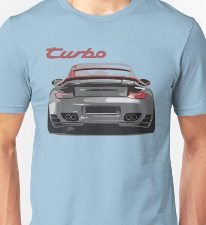 Porsche 997 Turbo Unisex T-Shirt