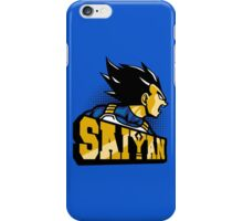 Team Saiyan iPhone Case/Skin