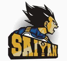 Team Saiyan Kids Clothes