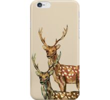 The Spotted One iPhone Case/Skin
