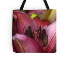 Valley of the Lily Tote Bag